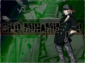 Sho Minamimoto Wallpaper