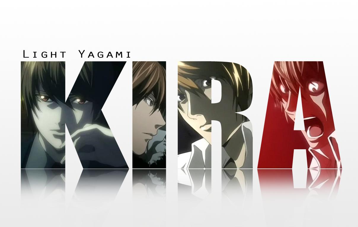 It S Kira Time Light Yagami Wallpaper Avatar Shiver Stuff
