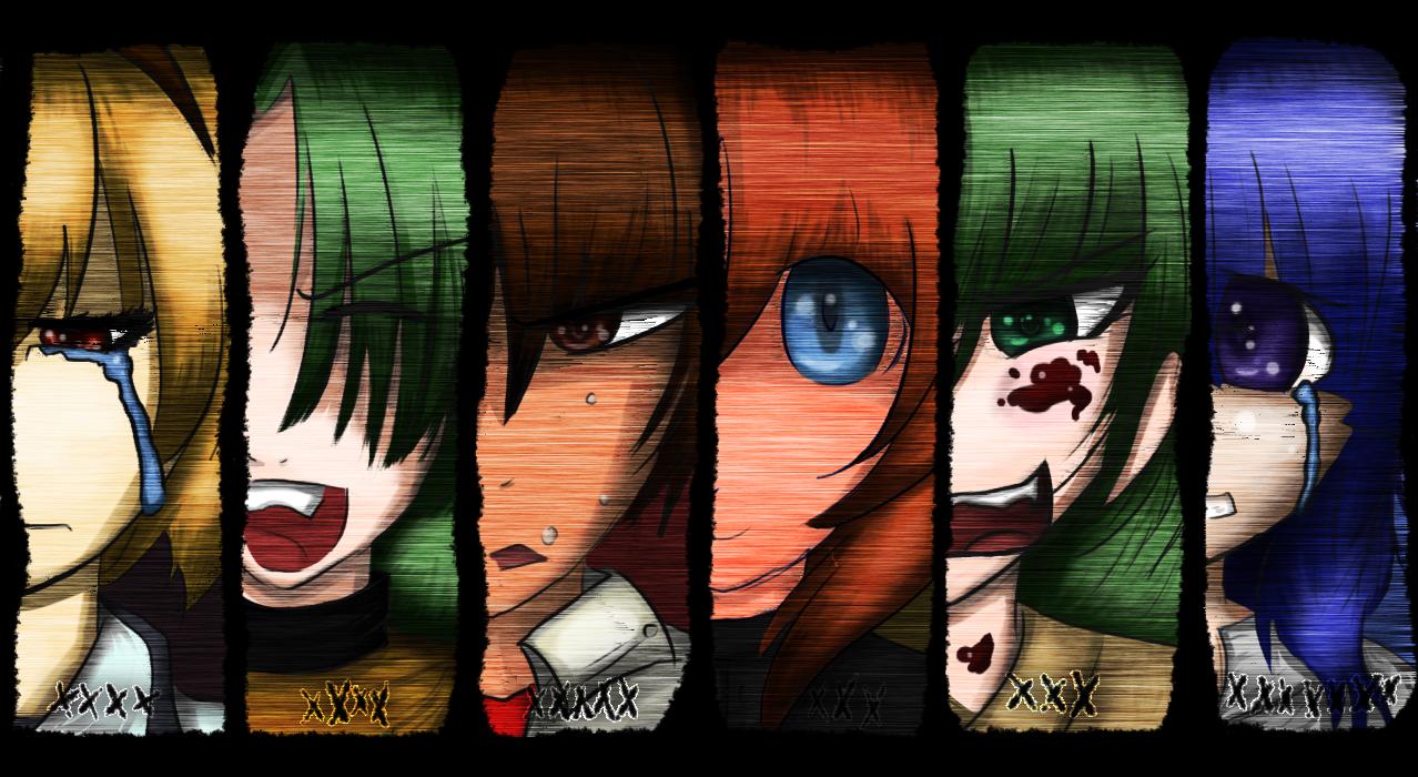Cool Higurashi Anime Wallpaper Death Toll Shiver Stuff